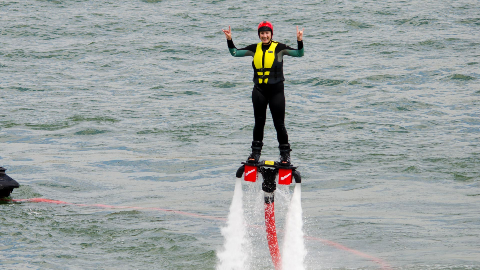 Flyboard Hydrofly at Brownstone Park